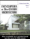 Encyclopedia of 20th Century Architecture