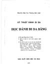 Sách học cách đánh Bida Tiếng Việt