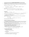 Sách hướng dẫn học tập Giải tích