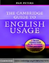 Peters The Cambridge Guide to English Usage