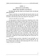 Khảo sát Dây chuyền sản xuất gạch ốp lát của nhà máy gạch ốp lát Hà Nội