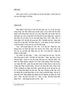 Hoàn cảnh ra đời và sự tác động của nó tới nội dung và tính chất của các bản Hiến pháp Việt Nam