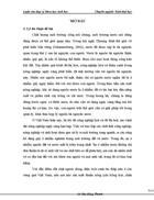 Nghiên cứu ảnh hưởng của nước thải lên sinh trưởng và khả năng tích lũy một số chất độc hại ở ba loài thực vật rau muống Ipomoea aquatica ForsK ngổ trâu Enydra fluctuans Lour và rau dừa nước Jussiaea repens Linn tại thôn Trà Lâm xã Trí Quả huyện Thuận Thành tỉnh Bắc Ninh