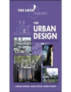 Time Saver Standards For Urban Design