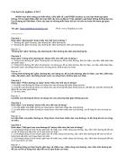 300 Câu hỏi và đáp án Trắc nghiệm Luật giao thông đường bộ