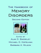 The Handbook of Memory Disorders 2nd Edition