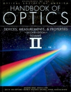 Handbook of Optics 2nd Edition Volume 2