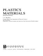 Plastics Materials 7th Edition