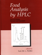 Food Analysis by HPLC 2nd Edition