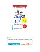 Tat Ca Deu La Chuyen Nho