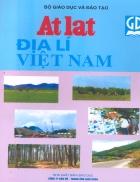 Atlat dia ly Viet Nam Tai ban lan thu 8 co chinh ly va sua chua