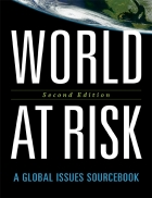 World At Risk A Global Issues Sourcebook 2nd Edition