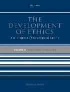 The Development of Ethics From Suarez to Rousseau Vol 2