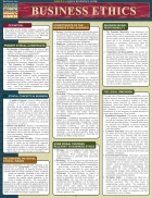 Business Ethics Quickstudy Reference Guides