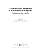 The American Economy A Historical Encyclopedia 2 Volume set