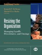 Resizing the Organization 1st Edition