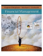 Financial Management Theory and Practice 12th Edition