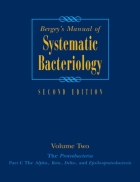 Systematic Bacteriology Second Edition
