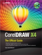 CorelDRAW X4 the official guide Jul 2008