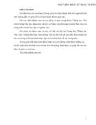 Tổ chức và hoạt động của Trung tâm Thông tin Thư viện Trường Đại học Giao thông Vận tải Hà Nội