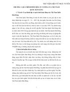 Trần Huy Liệu và quá trình phân hóa tư tưởng của Việt Nam Quốc dân đảng sau khởi nghĩa Yên Bái 1930
