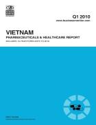 Báo cáo ngành dược và chăm sóc sức khỏe việt nam 2010 dự báo đến 2019