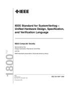 System Verrilog Specification