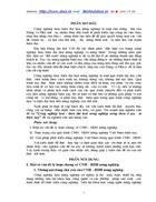 Giải pháp phát triển nông nghiệp Việt Nam trong quá trình CNH HĐH