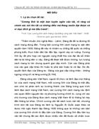 So sanh Cuong linh dau tien cua Dang va Luan cuong chinh tri thang 10 1930 va su van dung nhung luan diem cua Cuong linh vao giai doan cach mang Viet Nam 1939 1945