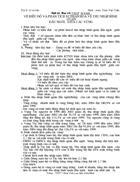 Địa lý 12 bài 19