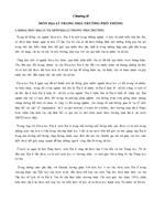 Chương 2 Môn Địa lí trong nhà trường phổ thông