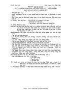 Địa lý 12 bài 13