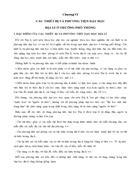 Chương 6 Các thiết bị và phương tiện dạy học Địa lí ở trường phổ thông