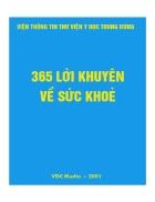 365 loi khuyen ve suc khoe 1