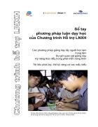 Sổ tay PPDH cho giáo viên CĐ và ĐH