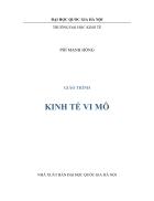 Giao trinh Kinh Te Vi Mo 1
