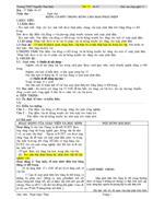 Tiết 46 47 ĐỘNG CƠ ĐỐT TRONG DÙNG CHO MÁY PHÁT ĐIỆN
