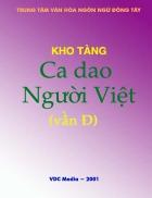 Kho tang ca dao nguoi viet van D