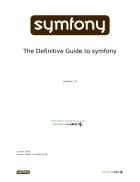 Definition of Symfony test