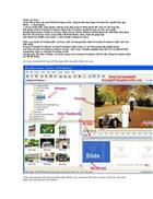 Hướng dẫn sử dụng phần mềm proshow gold
