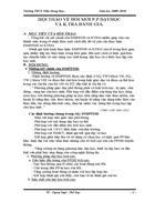 Hội thảo phương pháp dỵ học môn Anh văn
