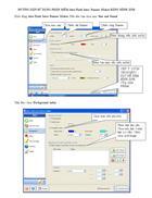 Hướng dẫn trang trí Web bằng phần mềm Aleo Flash Intro Banner Maker BANG HINH ANH