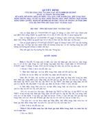 Quyết định của bộ giáo dục và đào tạo số 51 2008 qđ bgdđt ngày 15 tháng 09 năm 2008