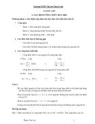 Chuyên đề ôn thi HSG Hóa 9