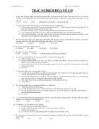 Bài tập hóa học vô cơ có đáp án