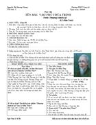 Giáo án 11 1