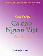 Kho tang ca dao nguoi Viet