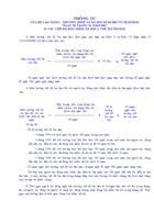 Thông tư hướng dẫn chế độ trợ cấp BHXH