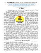 Bài dự thi tìm hiểu Công đoàn Việt Nam 80 năm một chặng đường lịch sử
