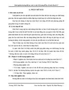 Hướng dẫn học sinh có một số kĩ năng để học tốt môn Địa lí 6 7